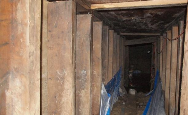 Tunnel found near Pan Am Games site baffles Canadian police