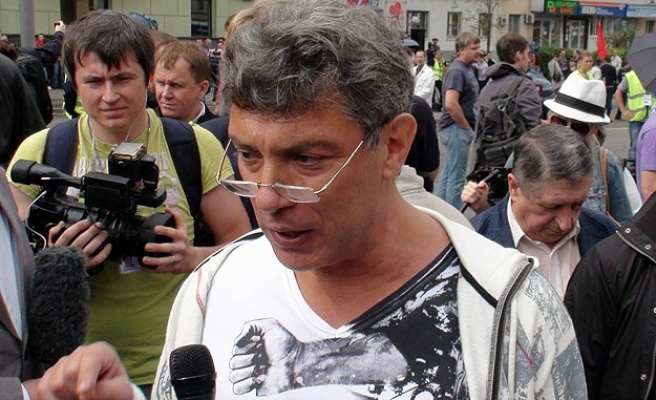 Russian opposition leader Nemtsov shot dead in Moscow -UPDATED