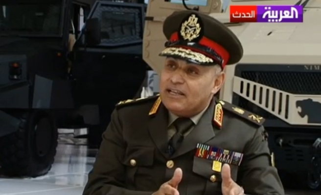 Egypt Defense Minister leaves for Russia