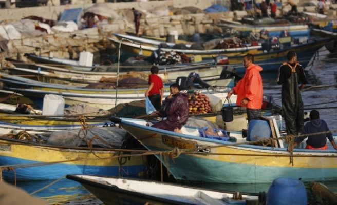 Israel to extend Gaza fishing rights