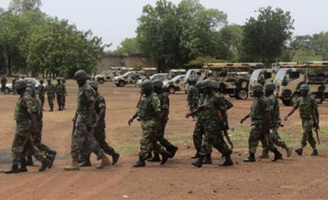 Border town in Nigeria wrested from Boko Haram