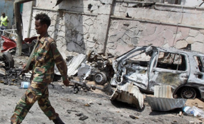 Drones strike Shabaab strongholds in Somalia