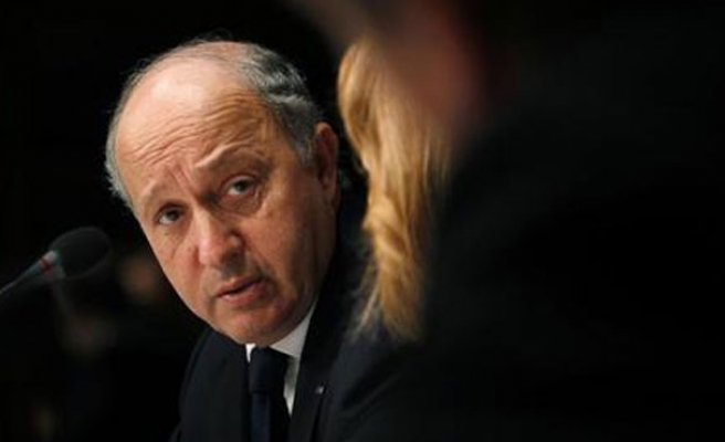 France says Syria's Assad can't be part of negotiations
