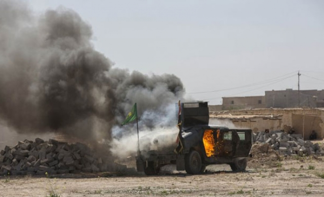 Saddam Hussein's tomb destroyed by ISIL