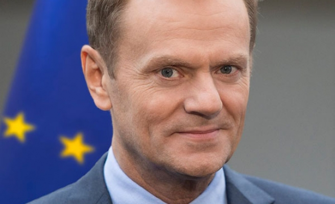 EU's Tusk condemns racism, xenophobia against refugees