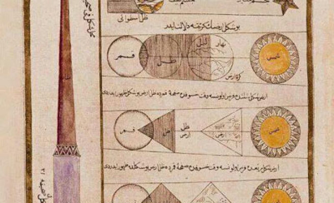 Muslim scientists discover solar eclipse