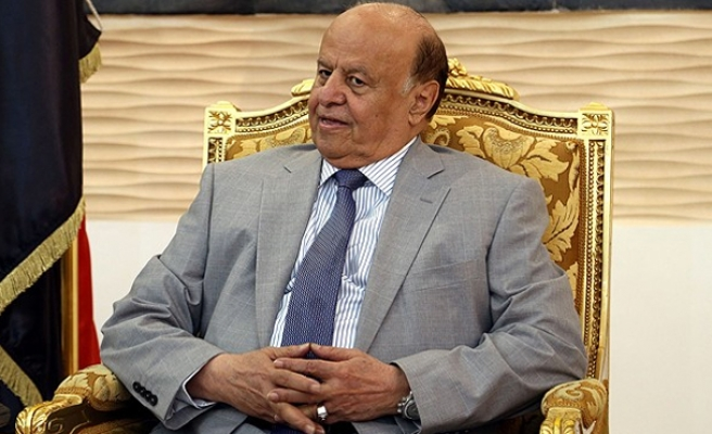 Embattled Yemeni president arrives in Egypt