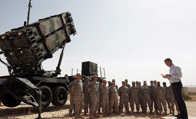 US withdraws Patriot missiles from Turkey