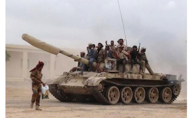 Pro-Saleh troops, Houthis enter Ad Dali