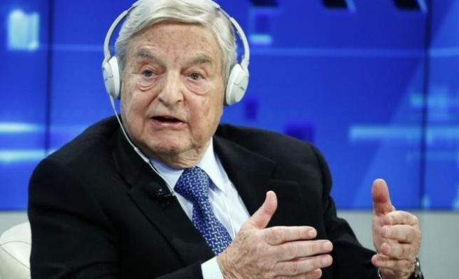 Soros alleged to finance campaign to stop Brexit