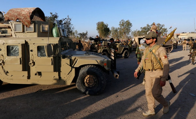 Iraqi security forces reach central Tikrit