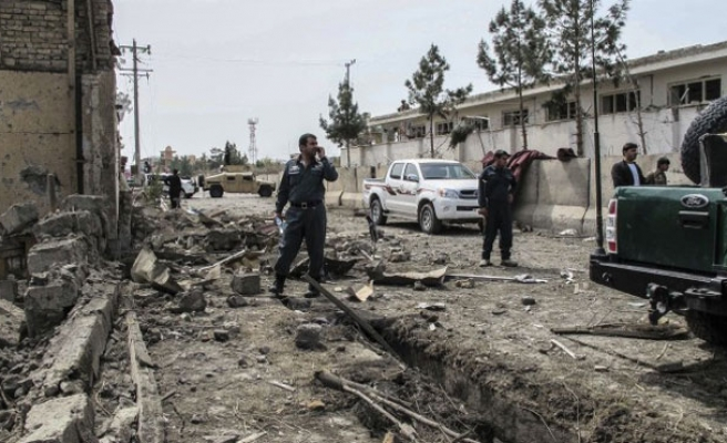 At least five killed, 27 wounded in Afghan triple bombing