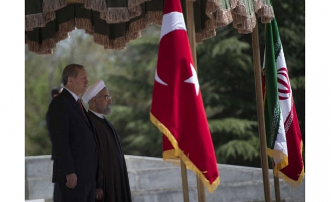 Erdogan, Rouhani discuss Syrian cease-fire, E.Ghouta