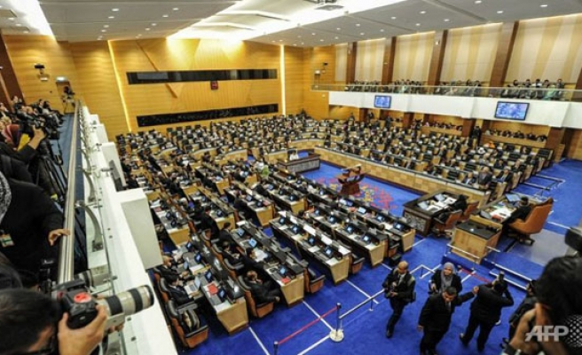 Malaysia accused of rights abuse as terrorism law passes