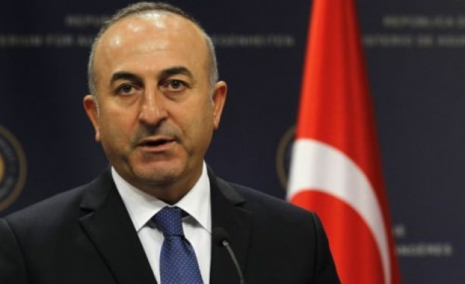 Turkish foreign minister says no ground troops in Syria