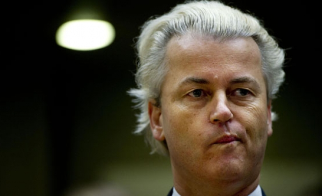 Geert Wilders party propped by US donations