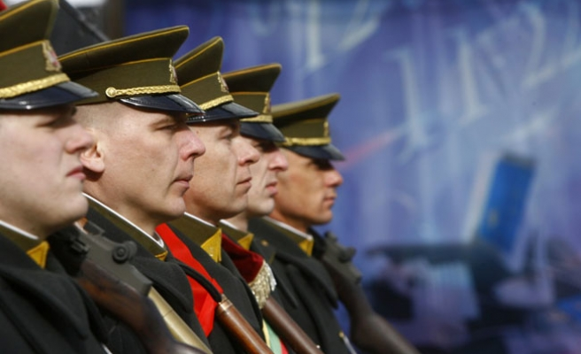 Lithuanian president: NATO exercises send clear message