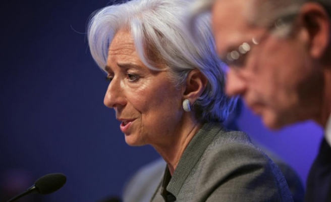 Global recovery 'too weak, too fragile': IMF chief