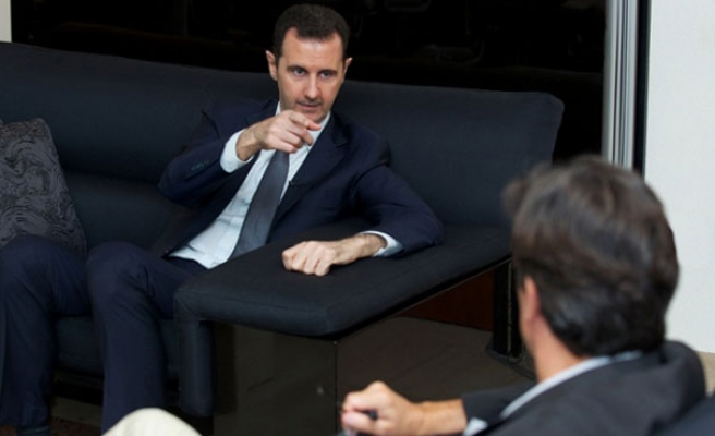 Assad: Russian failure in Syria would 'destroy' Mideast