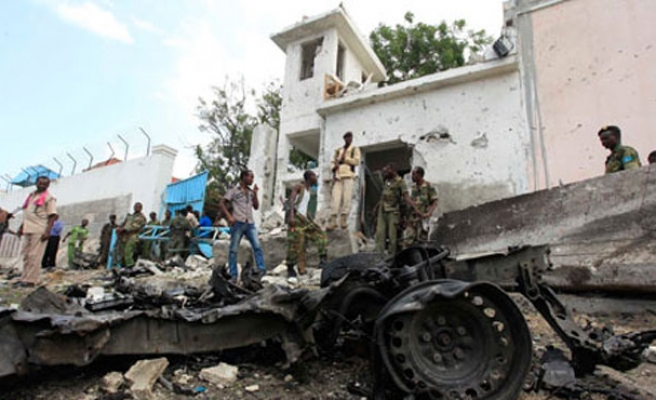 Al-Shabaab claims bomb attack on UN office