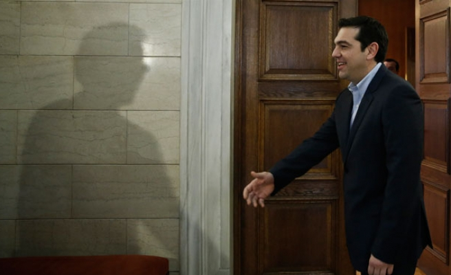 Greek PM seeks bailout extension after Eurogroup refusal
