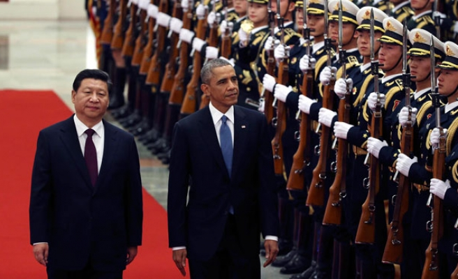 Nuclear deal between China and U.S.A