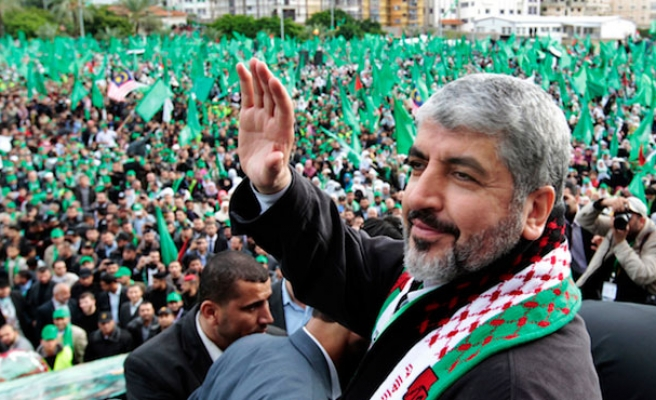 Hamas leader says talks with Israel 'look positive'