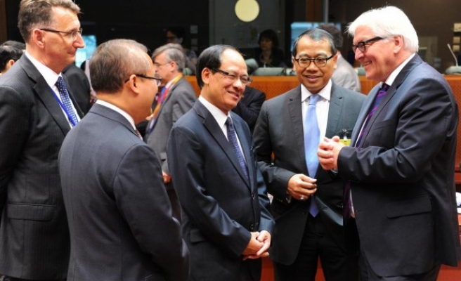 Southeast Asian leaders call for 'people connectivity'