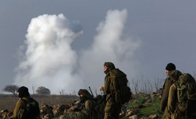 For whom the sirens toll in occupied Golan Heights
