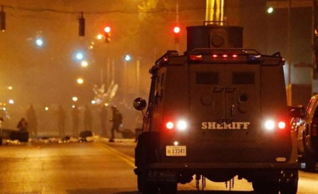 Curfew in U.S.A after police brutality
