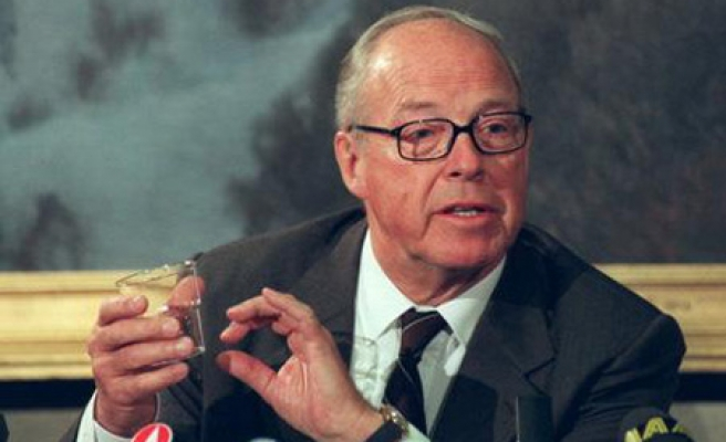 Ex-UN nuclear chief Blix cautious on Iran deal hopes