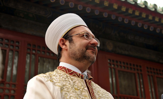 Turkey's religious affairs head reappointed