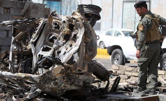 Deadly explosions rock Baghdad