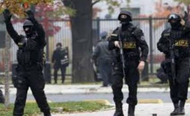 Bosnia: 30 detained over alleged weapons smuggling