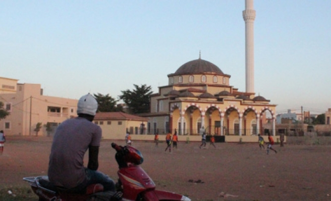 Mali's Eyoub Mosque:Ottoman gem in heart of Bamako