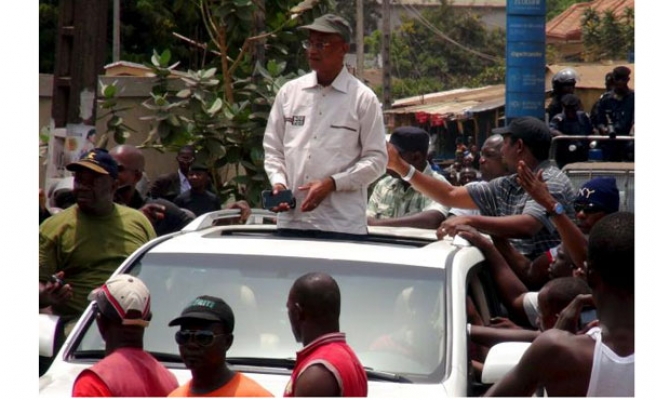 Guinea opposition to continue more protests
