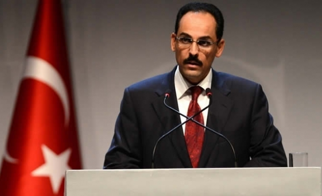 Turkish presidential aide condemns Egypt mosque bombing