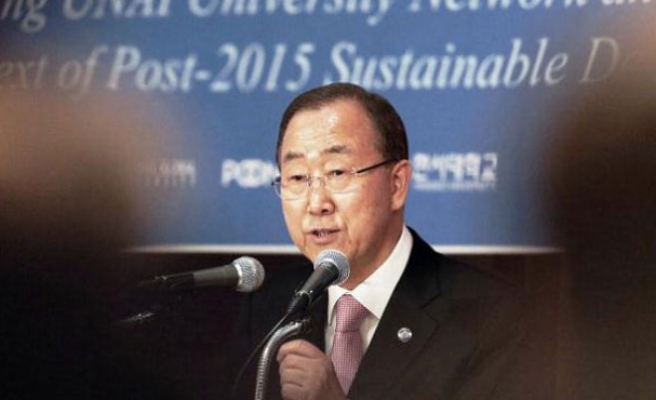 UN chief appeals for calm in Jerusalem, W.Bank