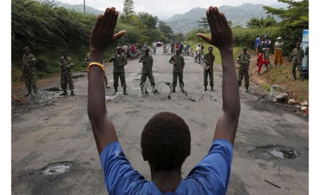 Burundi protests resume after 2-day lull