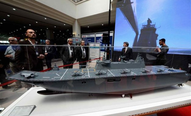 Turkish navy outlines 2033 vision