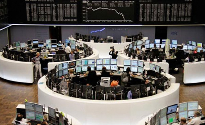 French, Spanish and Italian stock markets fall