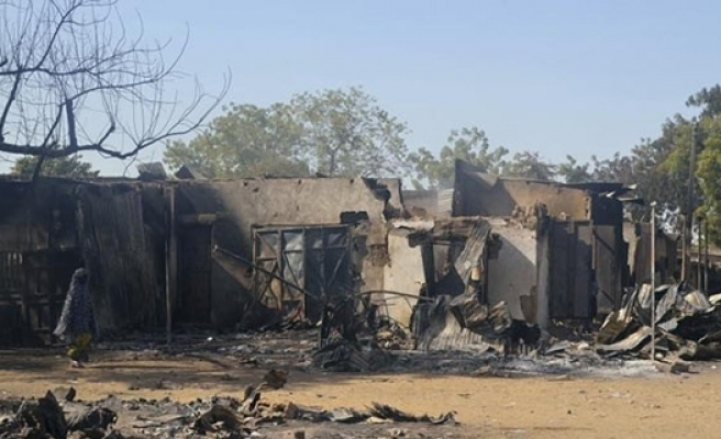 Twin suicide attack in Cameroon