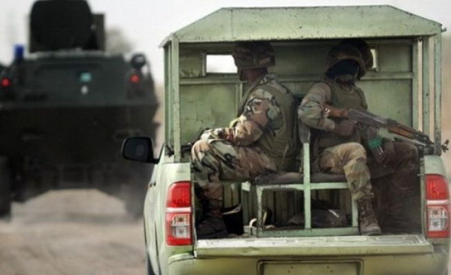 Nigerian army frees 387 Cameroonians from Boko Haram