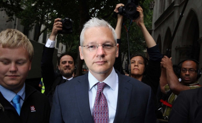 UK rejects UN panel decision on Assange