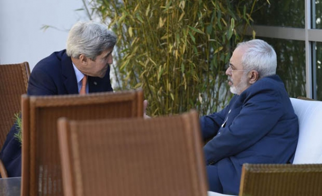 Kerry, Iran FM discuss missing Americans