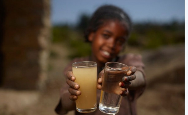 Ethiopians seek solution for water with fluoride