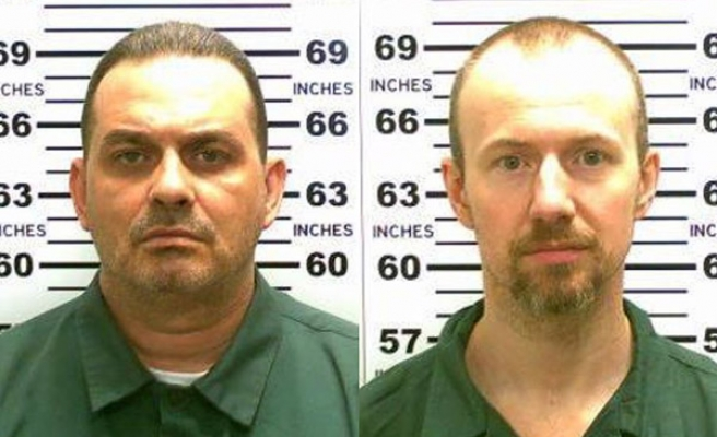 Great escape: 2 murderers in NY on the run