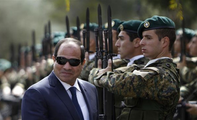 Egypt: military courts jail hundreds in August
