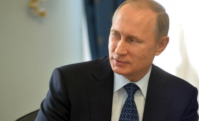 Putin on Syria: 'Partners have mush for brains'