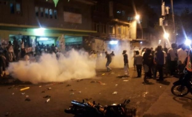 Maldives: war of words erupts over opp. rally